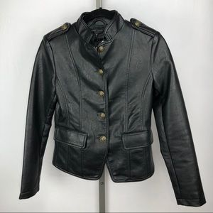 Romeo and Juliet Couture Vegan Jacket